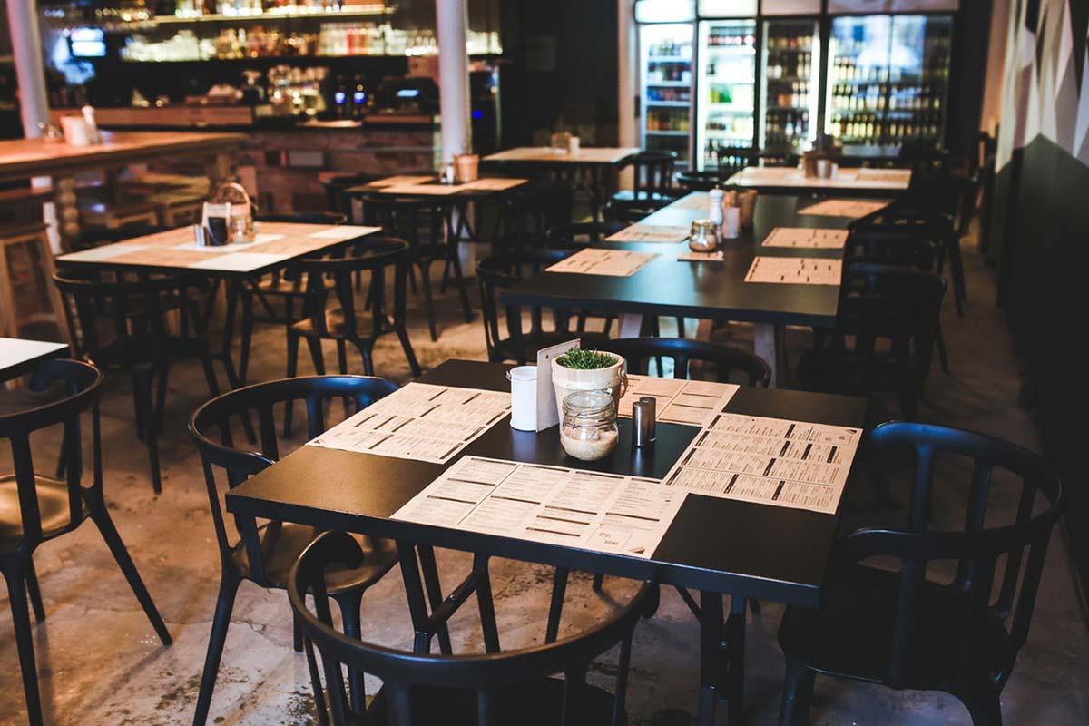 wystrój restauracji
