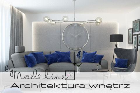 by Madeline - architektura wnętrz
