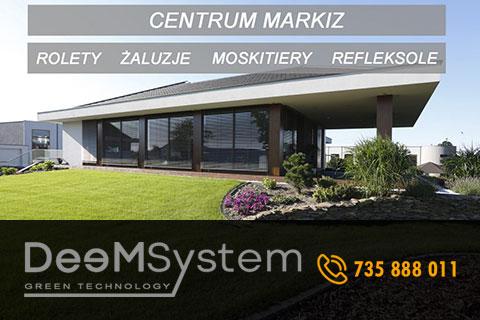 DeeM System- rolety