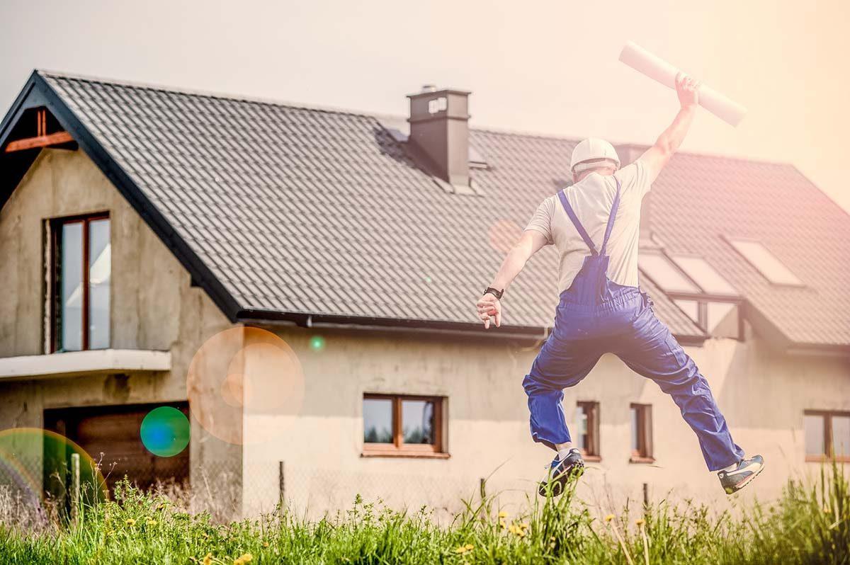 budowa domu - projekt i realizacja