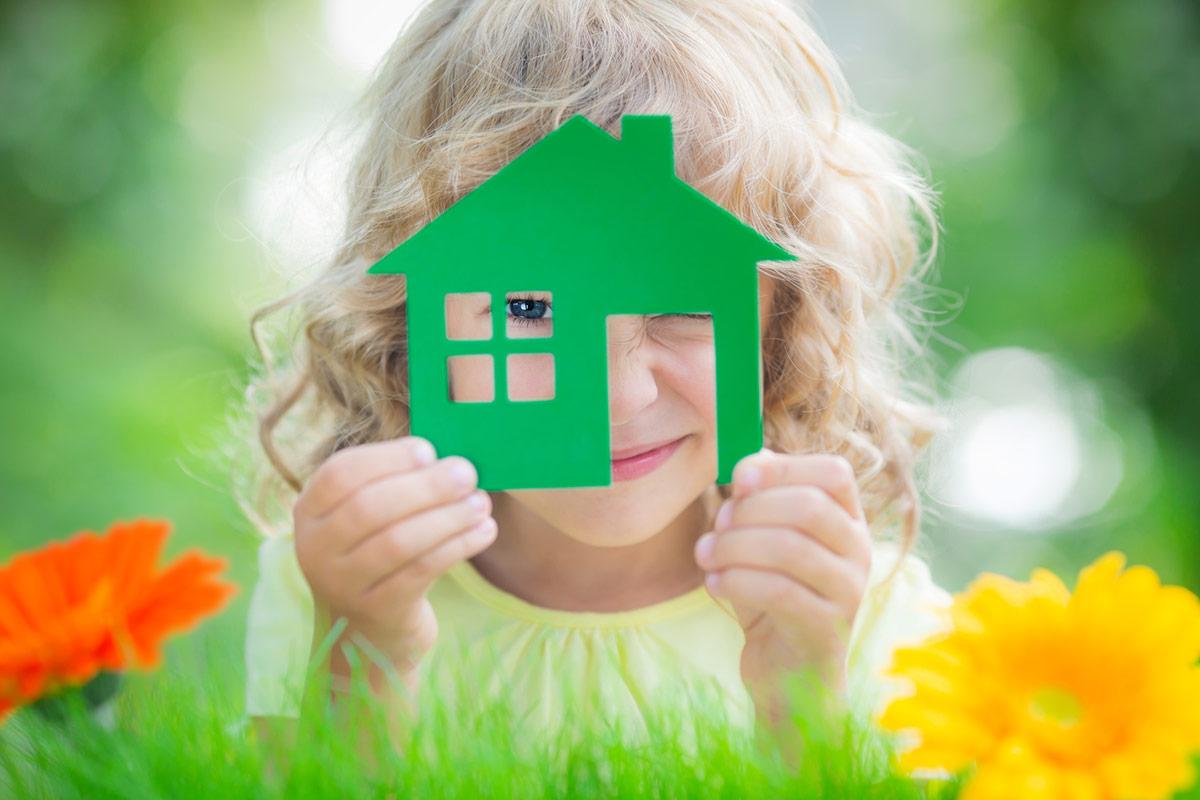 dom czystość i ekologia